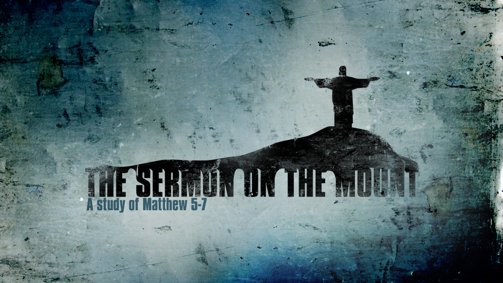 sermon on the mount bible study pdf